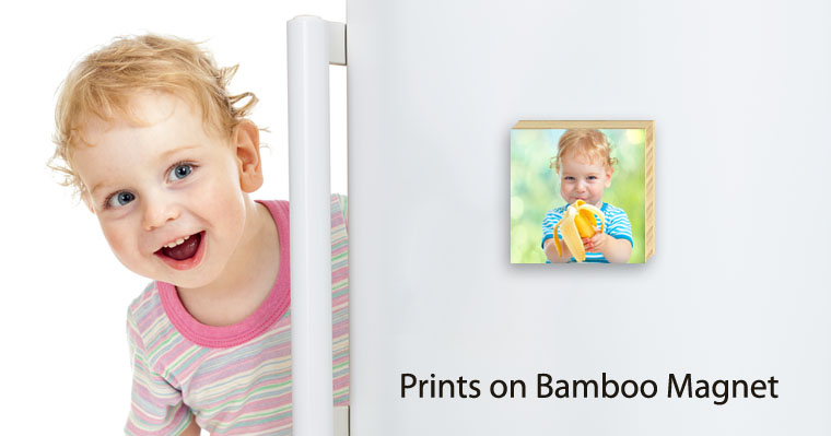 prints on bamboo magnet photo prints bamboo magnet photo bamboo